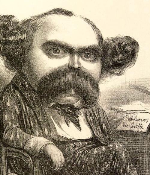 Soulié, Frédéric