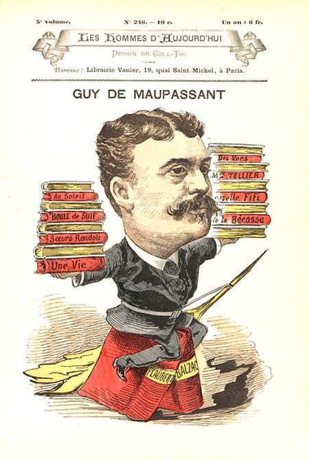 Maupassant, Guy de