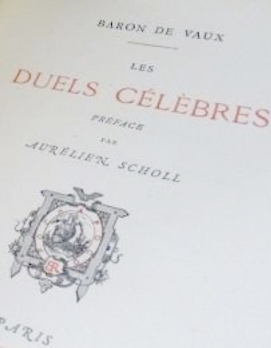Vaux, Charles-Maurice de