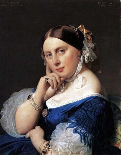 Ingres, Delphine