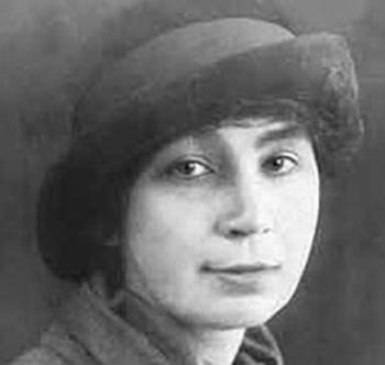 Gontcharova, Natalia Sergueevna