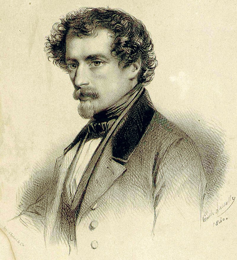 Grandville,Jean-Jacques